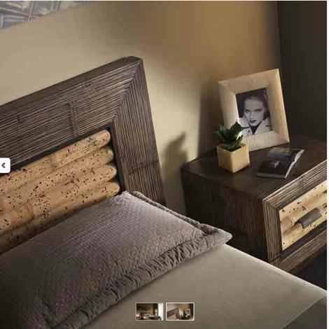 Letto rumba wood in legno e crash bambu in offerta outlet for Mondo convenienza materassi matrimoniali
