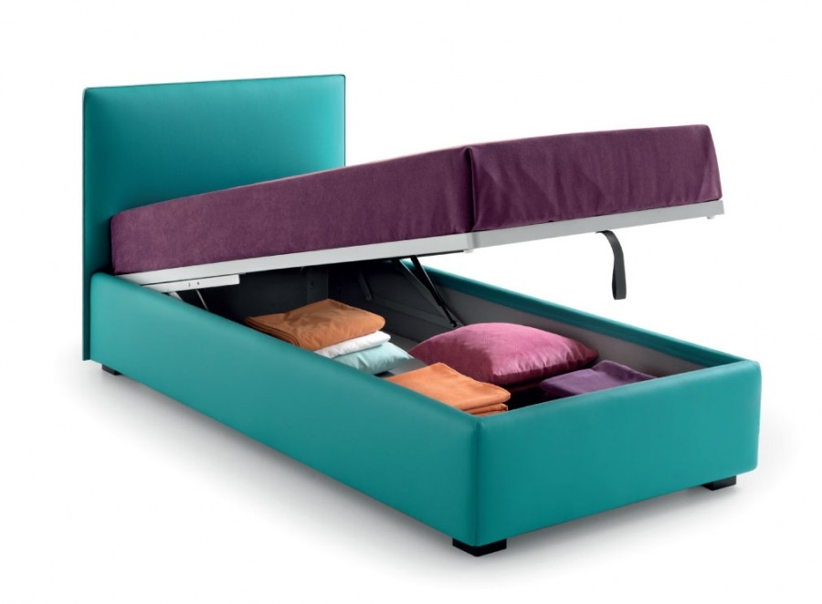 Letto Samoa Piping Moderno
