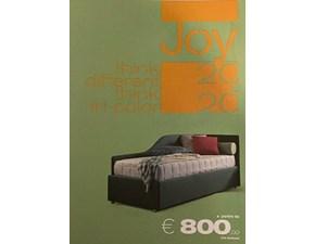Letto singolo moderno Joy décor V&nice a prezzo ribassato