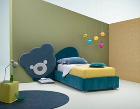 LETTO Ted Samoa in OFFERTA OUTLET