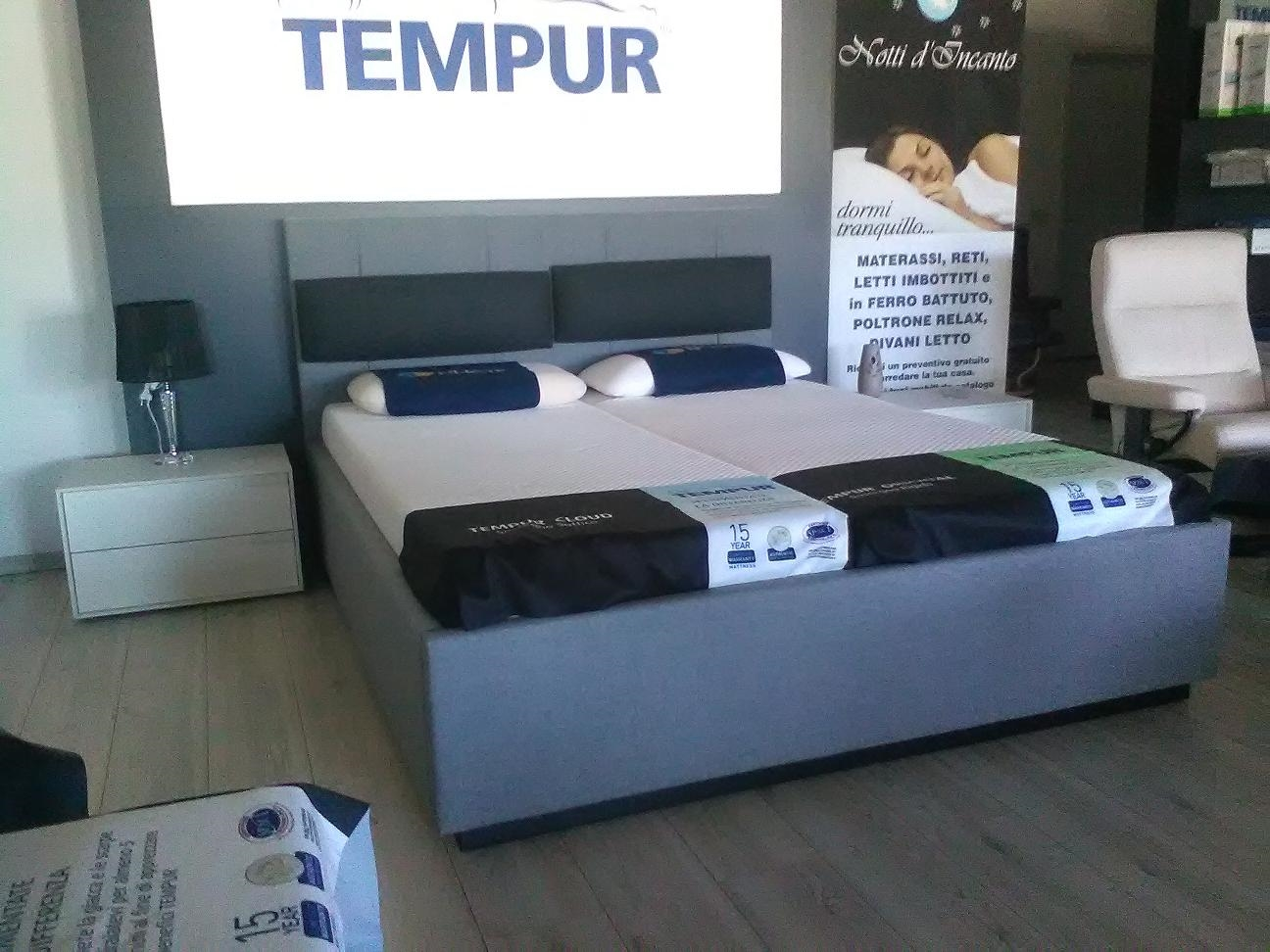 Letto tempur tempur matrimoniale design letti a prezzi for Letto matrimoniale design