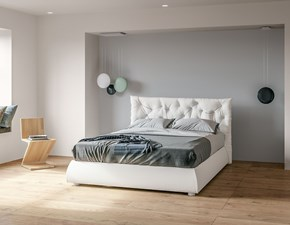 LETTO Tender  Giessegi in OFFERTA OUTLET