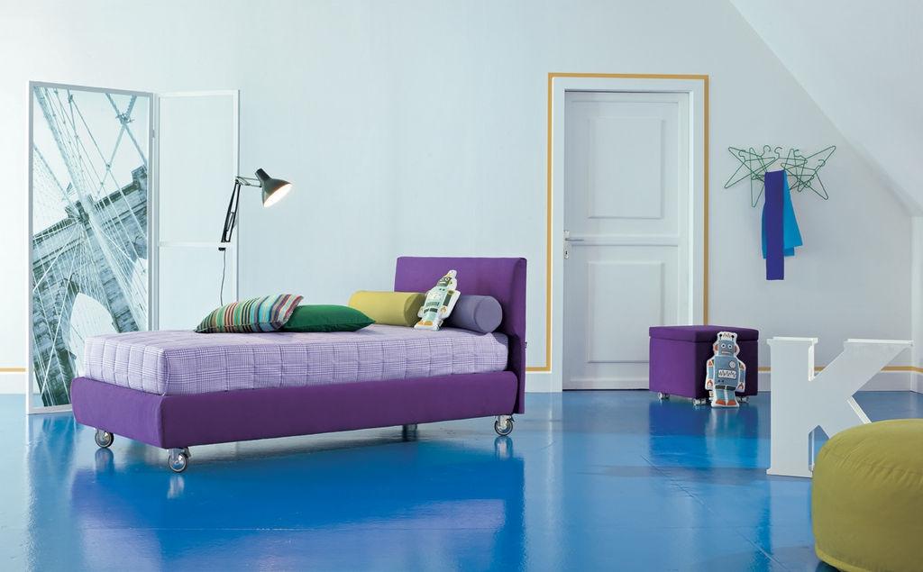 Letto twils letto dylan singolo letti a prezzi scontati for Designbest outlet