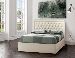 LETTO Victoria Divanitaly in OFFERTA OUTLET