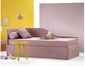 LETTO You&me 3sx Ergogreen in OFFERTA OUTLET