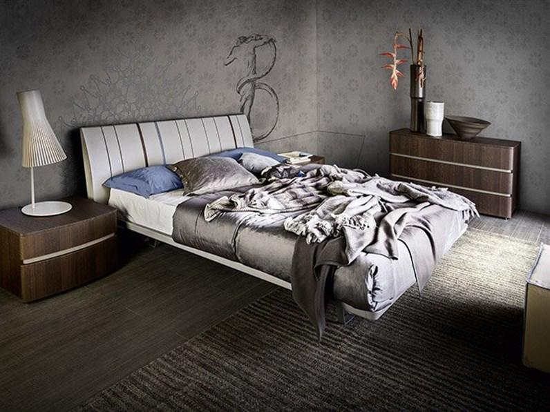 Letto zanette letto modello shangai legno matrimoniale for Zanette letti