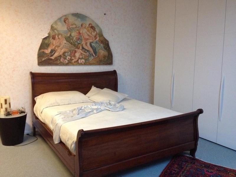 Moletta m2 letto 800 matrimoniale classico legno letti a - Testiera letto in legno ...