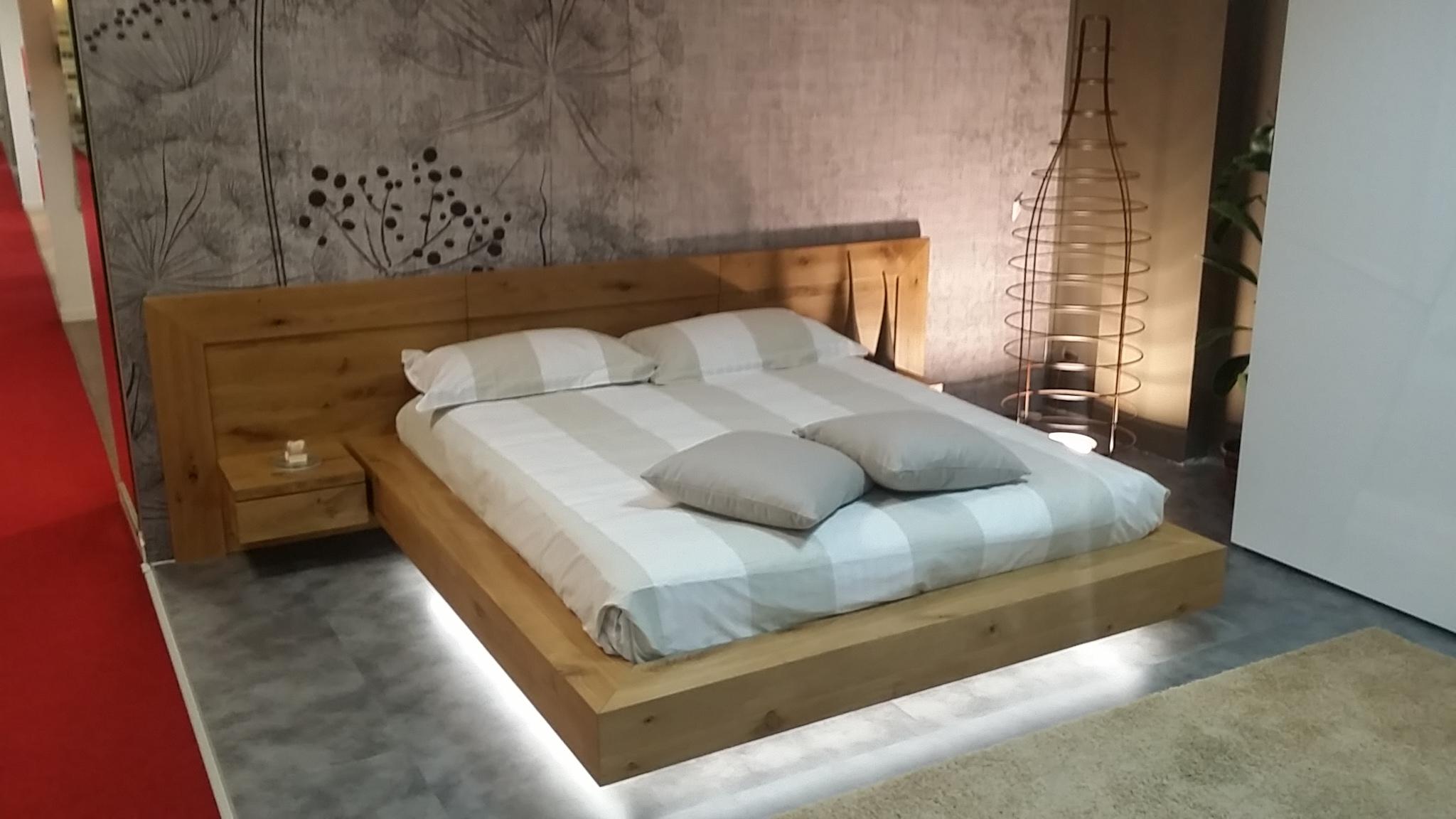 Offerta letto in legno massello letti a prezzi scontati - Testiera letto in legno ...
