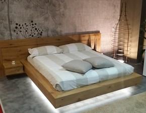 offerta letto in legno massello