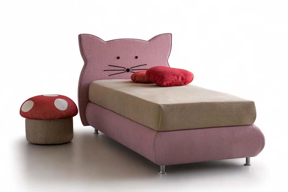 Offerta nuovo letto contenitore da cameretta gatto miao ...