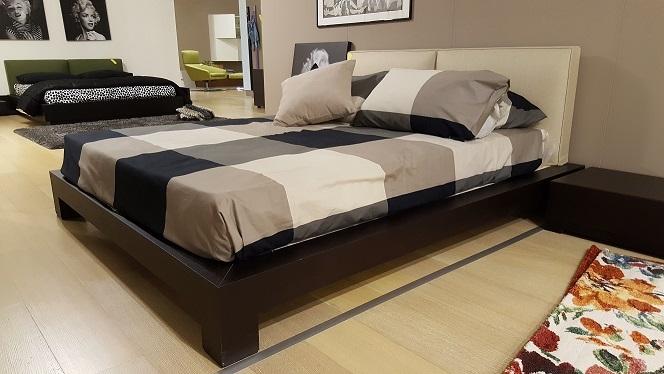 Poliform letto tobia scontato del 50 letti a prezzi - Parti del letto ...