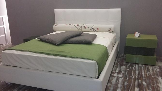 Twils letto max capitonne basso matrimoniale design imbottiti ...