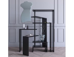 Libreria 712  joy 5 h cm 132  in stile design di Zanotta in OFFERTA OUTLET