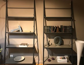 Libreria Easy in stile moderno di Devina nais in OFFERTA OUTLET