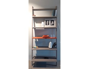 Libreria Klass in stile design di Devina nais in OFFERTA OUTLET