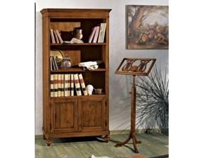 Libreria Libreria Artigianale in stile classico con forte sconto