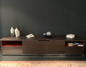 Libreria modello Mida ac collection di Maxalto in Offerta Outlet