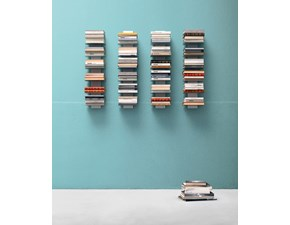 Libreria Press Alf in stile design con forte sconto