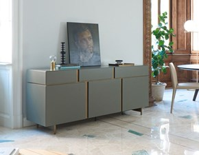 Madia Abaco in stile design di Sangiacomo in Offerta Outlet