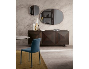 Madia C-wood in stile design di Riflessi in Offerta Outlet