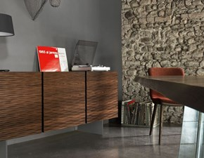 Madia di Calligaris in legno Opera in Offerta Outlet