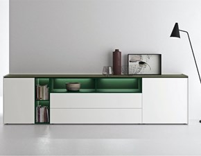 Madia in stile design Sideboard/tv - maxima 06 di Mdhouse a prezzo Outlet