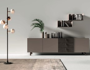 Madia in stile moderno Day 142 madia di Mottes selection a prezzo Outlet