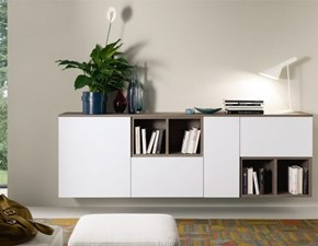 Madia Irma 10 in stile moderno di Mottes selection in Offerta Outlet
