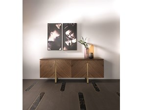 Madia L414n in stile moderno di Arte brotto in Offerta Outlet
