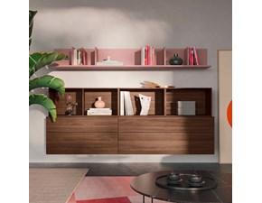 Mobile soggiorno modello Orme light day madia 03 di Orme a prezzo Outlet