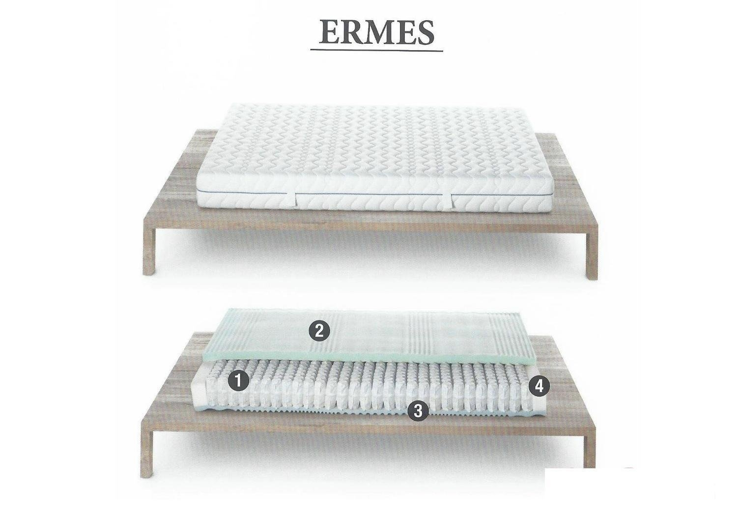 Materasso Ermes - Memory/molle