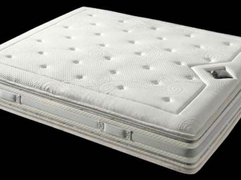 Materasso Matrimoniale Memory Bedding In Offerta Outlet