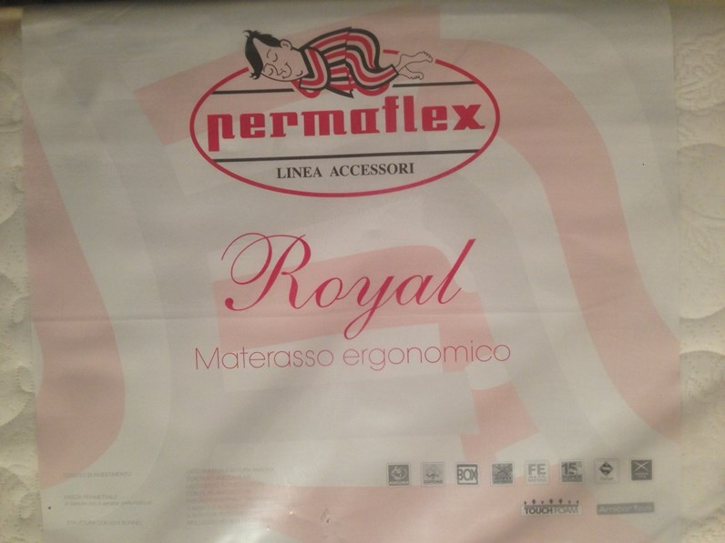 Materasso matrimoniale molle Permaflex in Offerta Outlet