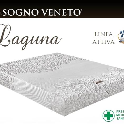 Materasso matrimoniale Sogno Veneto mod. Laguna - Materassi a prezzi scontati