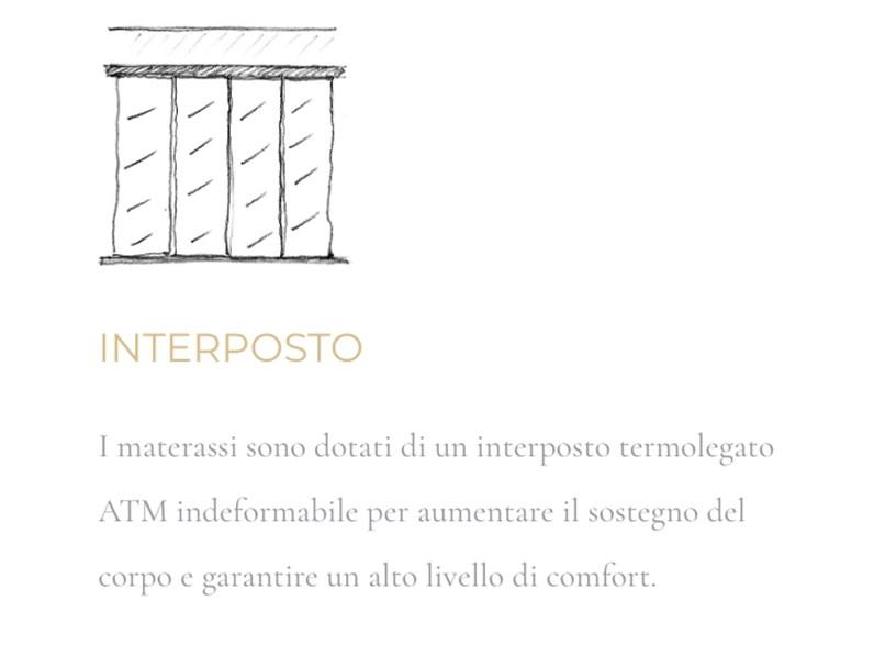 Materassi In Lattice Imperiale.Materasso Mottes Selection Mottes Mobili Imperiale 800 Molle Insacchettate A Prezzo Ribassato