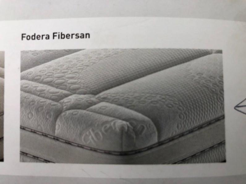 Materasso Nube fibresan f. 170x200 matrimoniale memory Dorelan