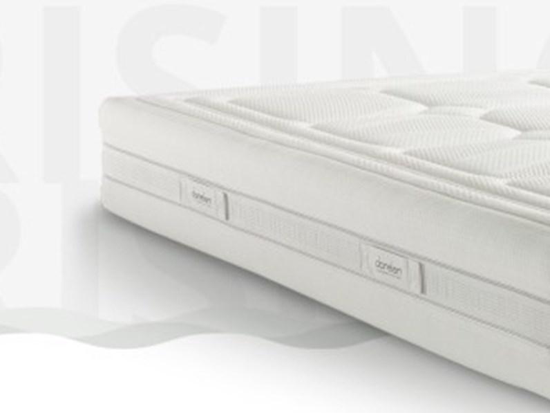 Materasso Rising 160x200 Dorelan memory a prezzo ribassato