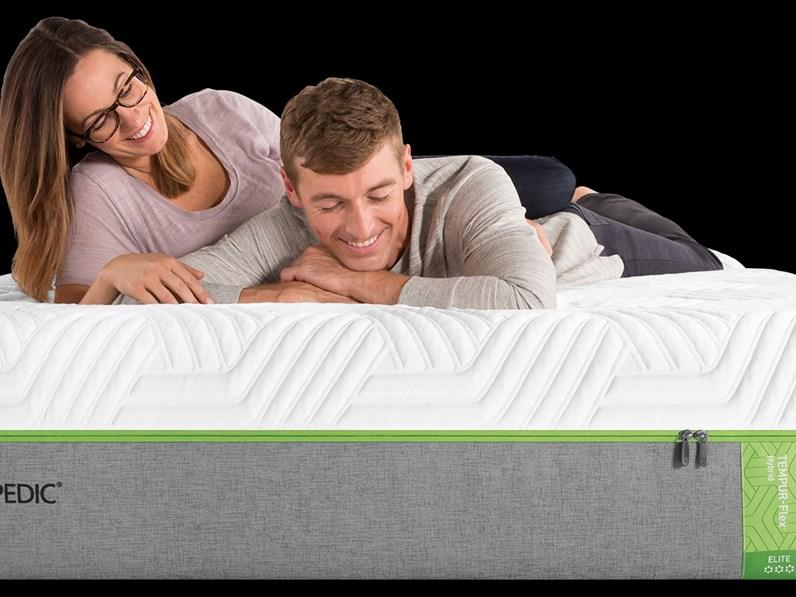 Materasso Tempur Original hybrid supreme cootouch 21 al costo! molle  insacchettate a prezzo ribassato