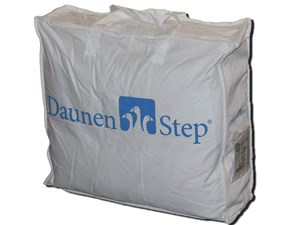 Piumino Daunenstep TOP HUNGARY medium 100% piumino
