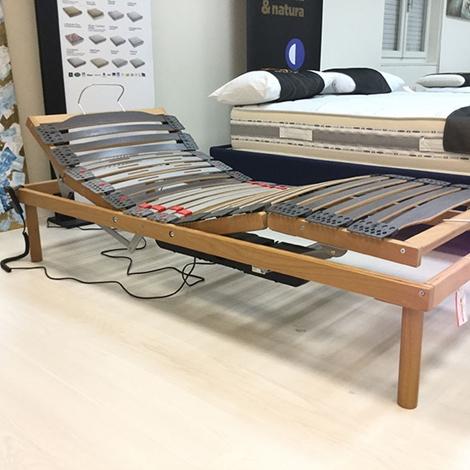 Rete materassi awesome rete da letto ergonomica with rete for Lamantin letti