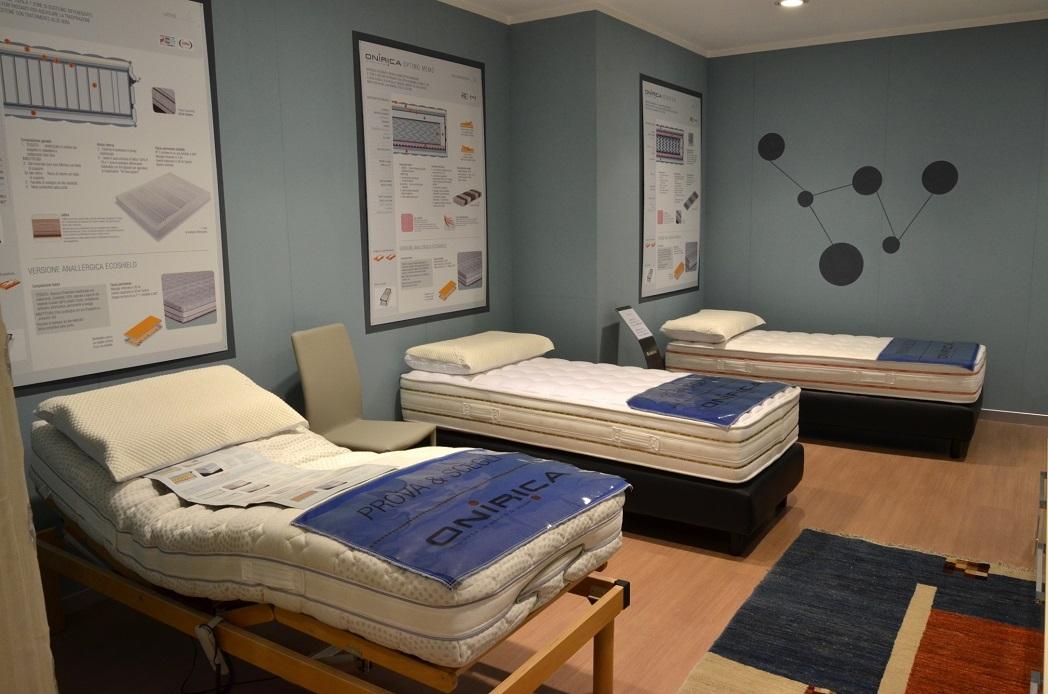 reti letto elettrica con materasso in lattice - Materassi a prezzi scontati