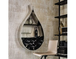 Mensola Drop Cattelan in stile design in offerta