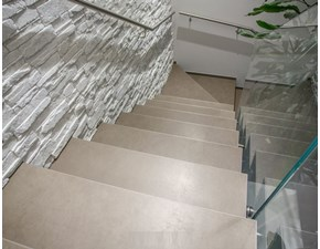 Ceramica So-tiles materia light grey- gres sottile  So.tiles a prezzi outlet