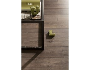 Pavimento in ceramica Lea ceramiche lodge brown bio lumber di Lea ceramiche in Offerta Outlet