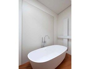 Pavimento in ceramica So-tiles points white- gres sottile  di So.tiles con forte sconto