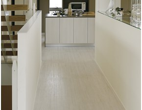 Pavimento in ceramica So-tiles tek stone white-gres sottile di So.tiles in Offerta Outlet