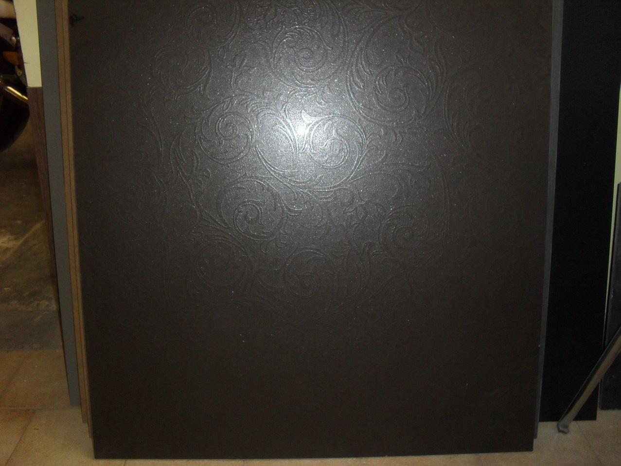 Apavisa xtreme black lappato mosaico tessere stock mq