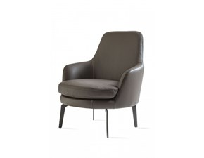 Poltroncina modello Air Le comfort in Ecopelle in Offerta Outlet