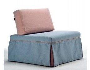 Poltrona letto in Tessuto Grace  Family bedding in Offerta Outlet