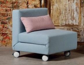 Poltrona letto modello Voilà Family bedding ad un prezzo conveniente